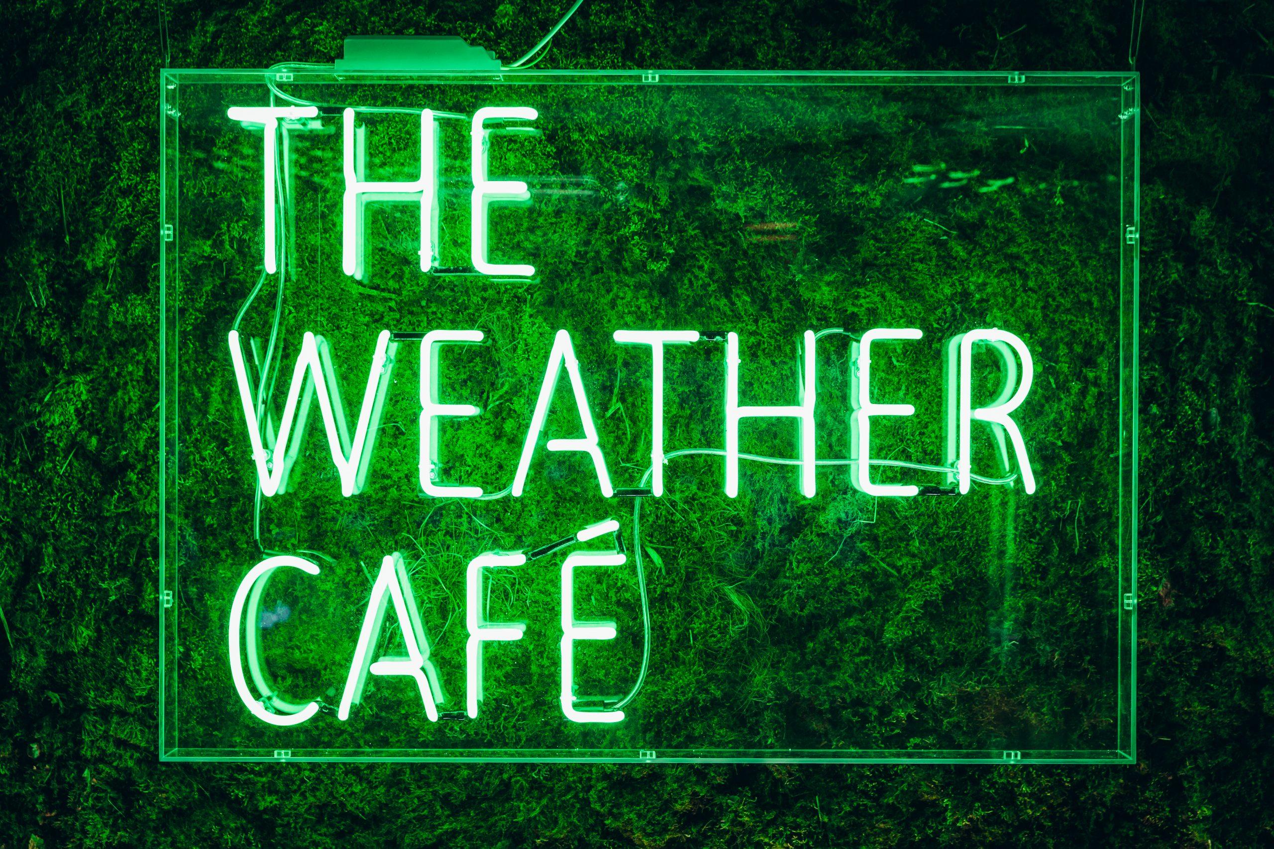 The Weather Café